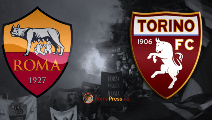 Official formations: Roma vs. Torino - RomaPress.net