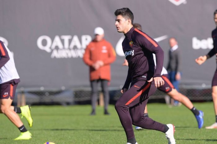 Image result for perotti roma training 2019