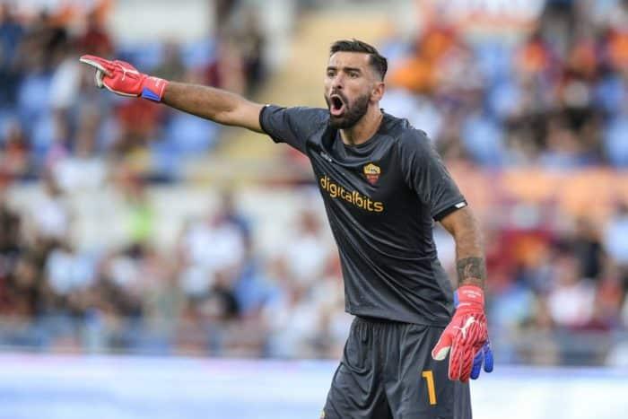 Roma shot-stopper Rui Patricio